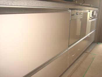 A棟キッチン 20110827