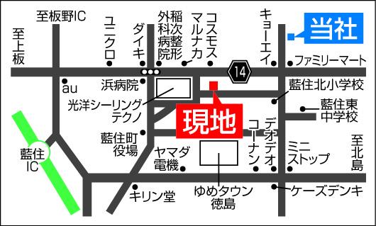 笠木-地図