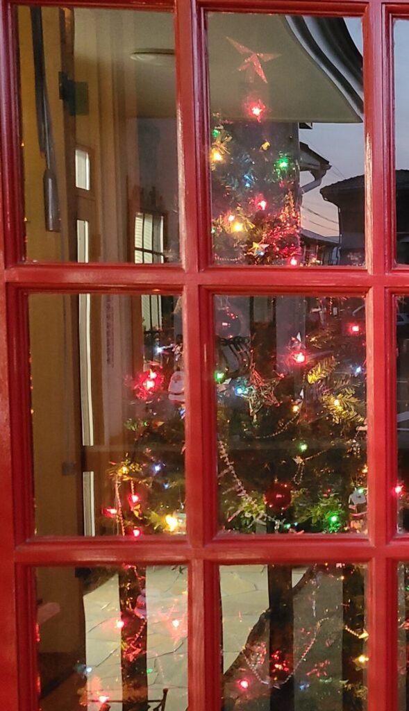 輸入住宅 クリスマス